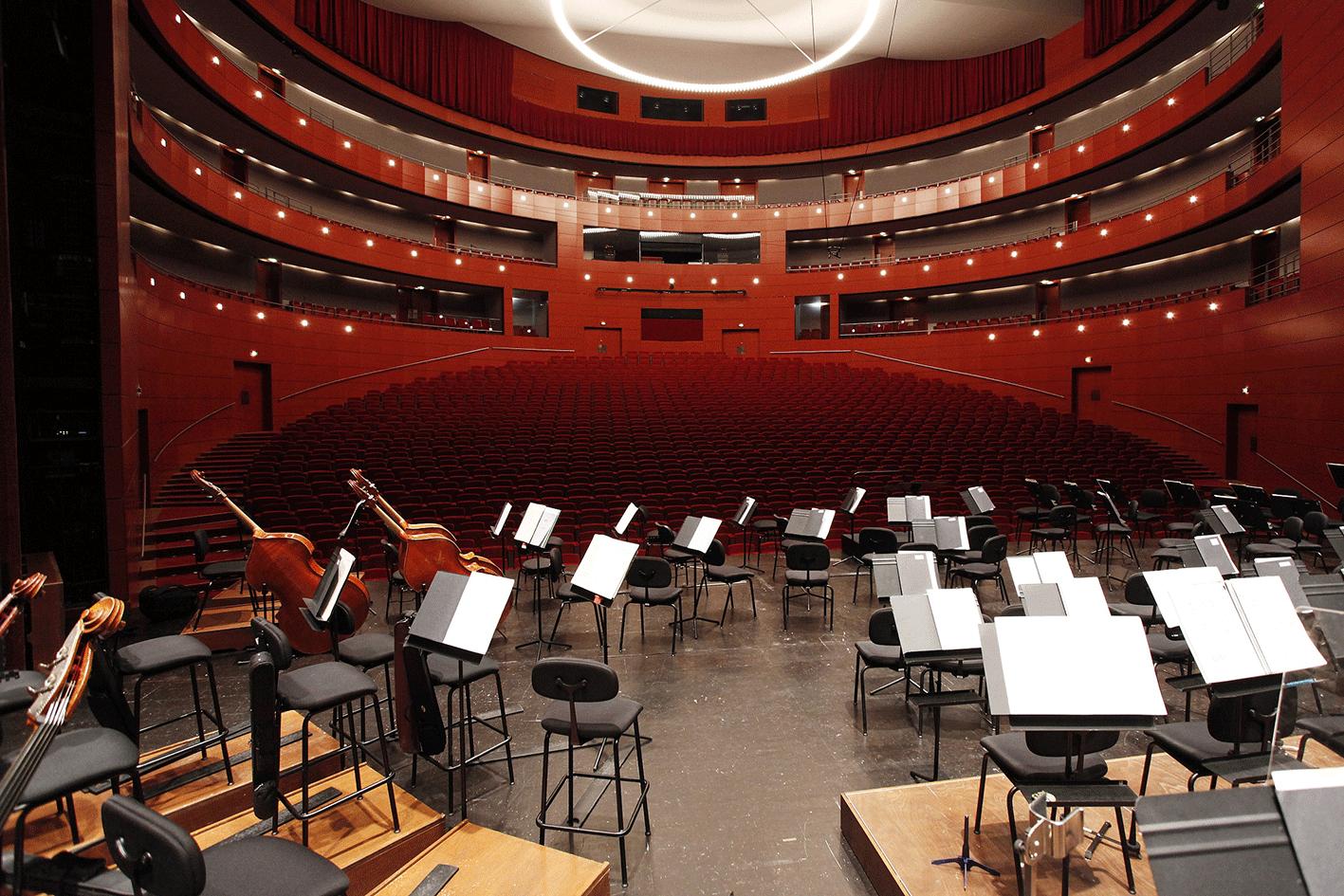 L'Opéra «Yevgeny Onegin»